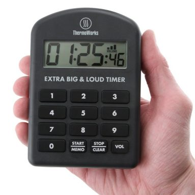 Extra Big and Loud Timer