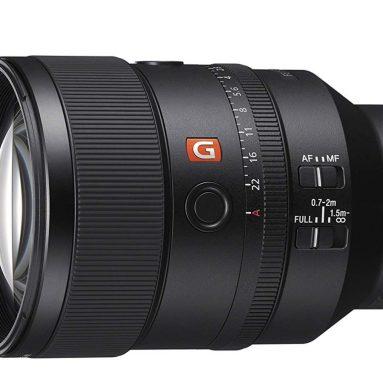 FE 135mm F1.8 G Master Telephoto Prime Lens for Sony E-Mount