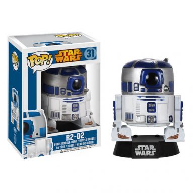 Star Wars R2-D2 Pop! Vinyl Bobble Head