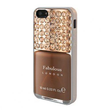 Fabulous Nail Polish iPhone 5 Case