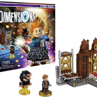 Fantastic Beasts Story Pack – LEGO Dimensions