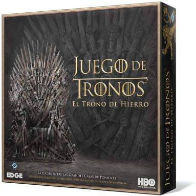 Fantasy Flight Games Game of Thrones – The Iron Throne, Board Game