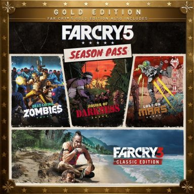 Far Cry 5 Steelbook – Xbox One Gold Edition