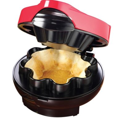 Fiesta Series Electric Tortilla Shell Maker