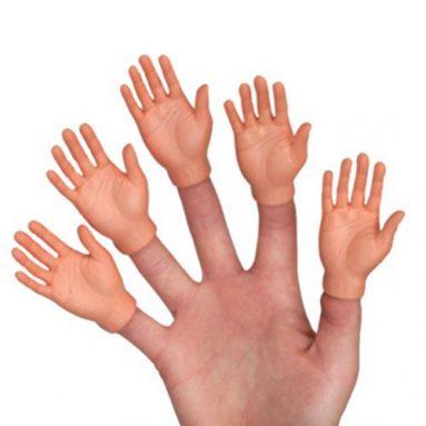 Finger Hands 5 Pieces Bulk