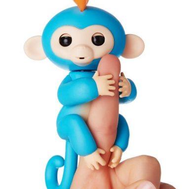 Fingerlings – Interactive Baby Monkey- Boris