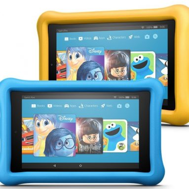 Fire 7 Kids Edition Tablet Variety Pack