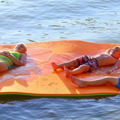 Floating Water Pad