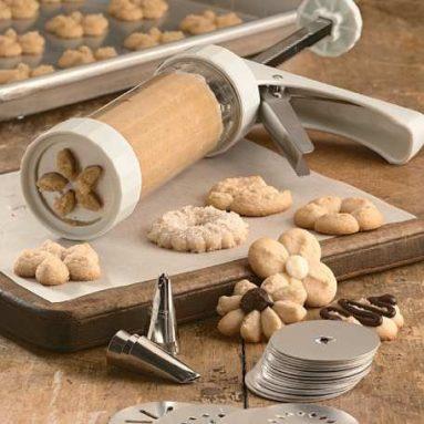 Flour Cookie Press