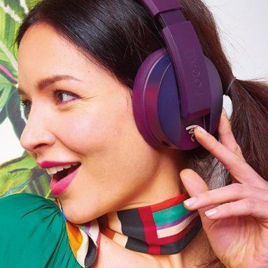 Focal Listen Wireless Over-Ear Headphones with Microphone