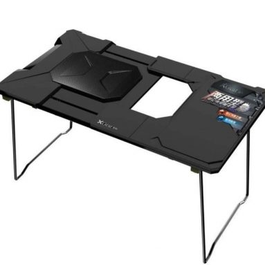 Folding Laptop Stand for Office Adjustable Laptop with Fan Cooler