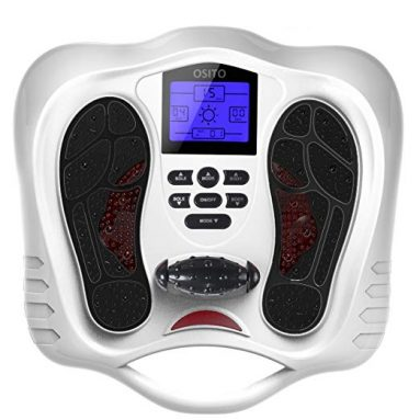 Foot Circulation Plus – Medic Foot Massager Machine with TENS Unit