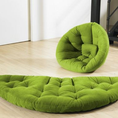 Fresh Futon Nido Convertible Futon Chair/Bed