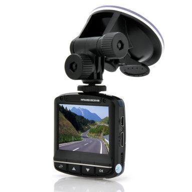 1080p Full HD Car Dashcam