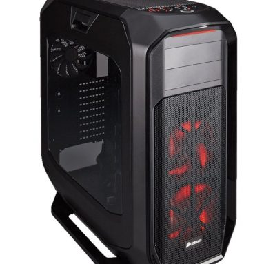 Full Tower Video Editing Rendering Media Workstation Computer