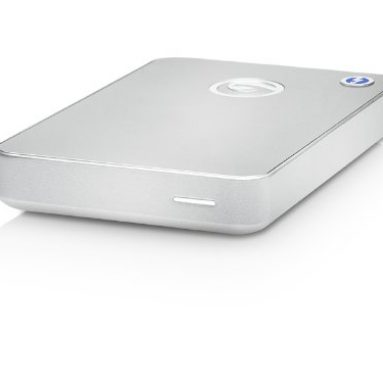 G-DRIVE mobile with Thunderbolt USB 3.0