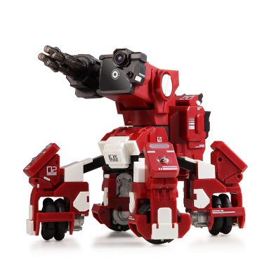 GEIO Gaming Robot, App-Connected Program Robotic, STEM Educational Robots
