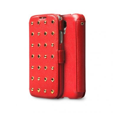 Galaxy S4 Rock Stud Diary Collection