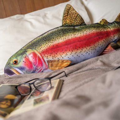Game Fish Pillow