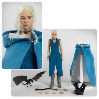 Game of Thrones Daenerys Targaryen 1:6 Scale Action Figure