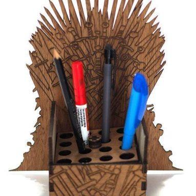 Game of Thrones Desk Organizer