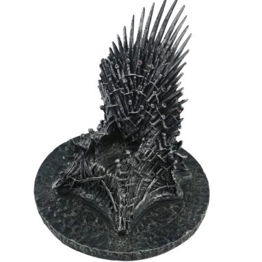 Game of Thrones: Iron Throne 7″ Replica Bookend