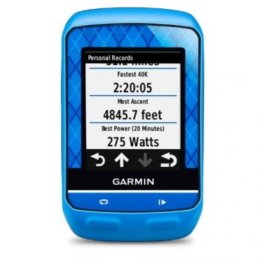 Garmin Edge 510 Team Garmin Bundle Bike GPS