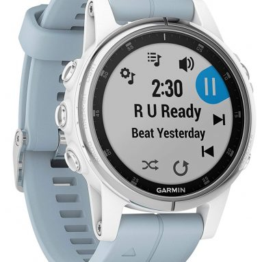 Garmin Fenix 5S Plus Premium Multisport GPS Watch