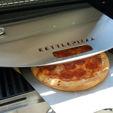 Gas Pro Deluxe Pizza Oven Kit