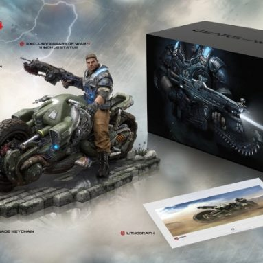 Gears of War 4 Collector's Edition- Xbox One