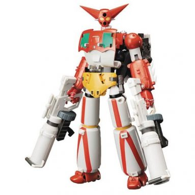 Getter Robo Dynamic Change R Getter Robo Limited Edition Version Action Figure