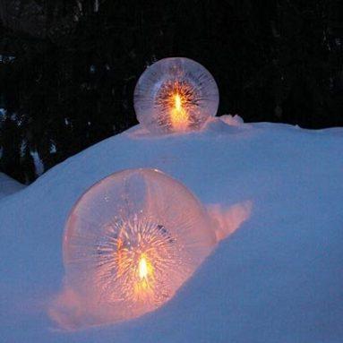Globe Ice Lantern Kit