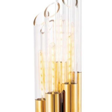 Gold Table Lamp Paradiso