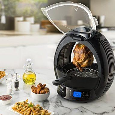 Gourmia 9 In 1 Air Fryer & Multicooker