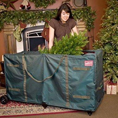 GreensKeeper Large Rolling Tree-Storage Bag