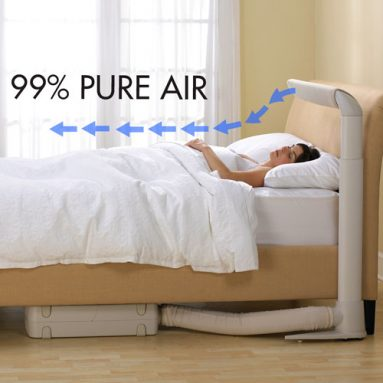 The Sleep Zone Air Purifier