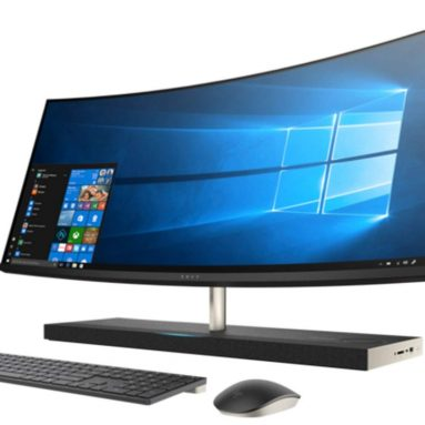 HP Envy 34 Curved Premium All-in-One AIO Desktop