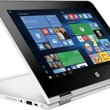 HP Pavilion X360 2-in-1 Flip Convertible
