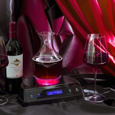 Cyber Monday: HUMBEE Chef Deluxe Edition Electric Wine Aerating Decanter