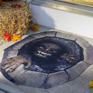 Halloween Doormat for Indoor/Outdoor