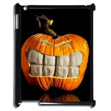 Happy Halloween For Ipad 1/2/3/4 Protective Hard Cover Case