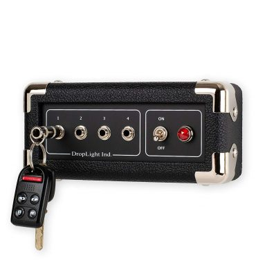 Handcrafted Guitar Amp Wall Mounted Key Holder