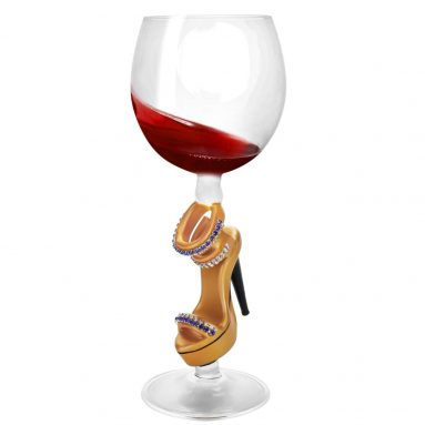 Handcrafted Wine Glass
