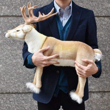 Hansa Nordic Deer Plush