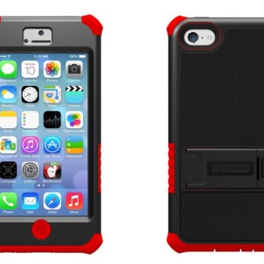 Hard Shell and Silicone Case for iPhone 5C Lite