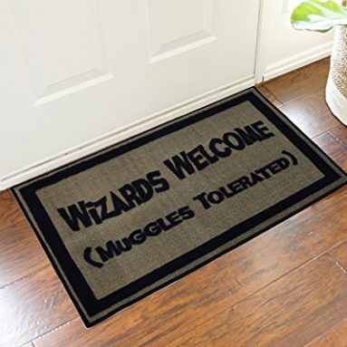 Harry Potter Wizards Doormat