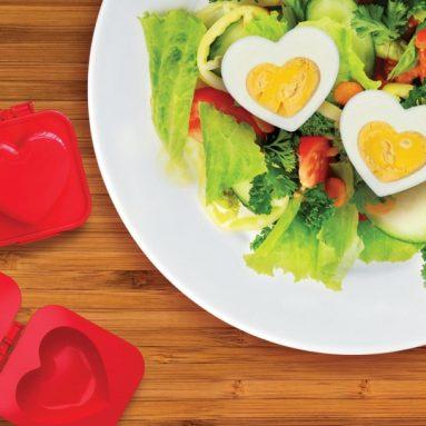 Heart Shaped Boiled Egg Mold