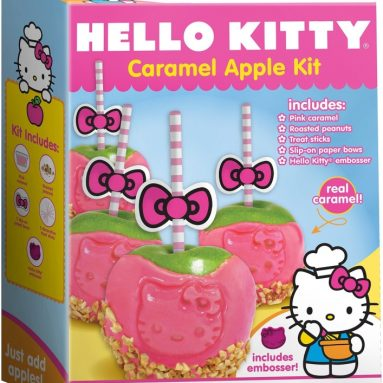 Hello Kitty Caramel Apple Kit