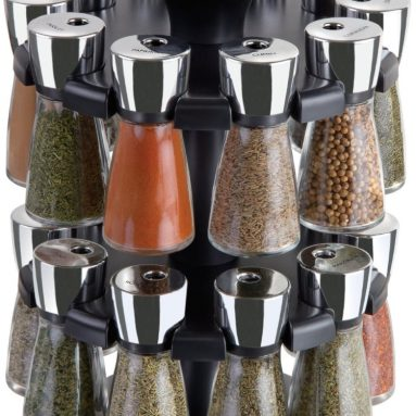 Herb and Spice Rack Jar