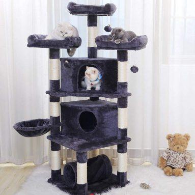 Multi-Level Cat Tree Condo Furniture